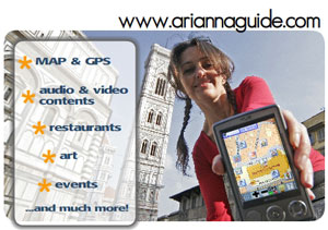 Arianna, la guida multimediale a Firenze!