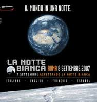 Events in Rome: Notte Bianca