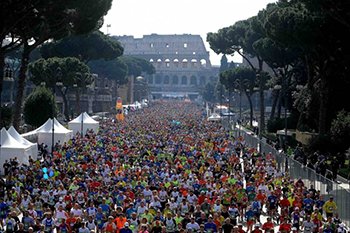 20th Edition Rome Marathon